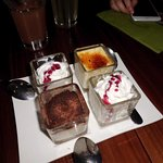 Dessert for the girls