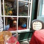 """Ambiance Terrasse de """"le corsaire"""", Honfleur"""
