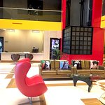 Bollywood Design Hotel Lobby