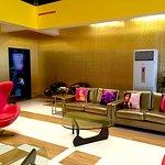 Bollywood Design Hotel Lobby 2