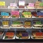 Fresh cabinet food daily!