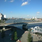 Fabulous view on the New Maas river