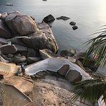 Prachtig uitzicht en mooi snorkelen
