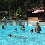 Pool at Moulin du Roch