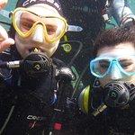 Un rêve réalisé à 4m sous l'eau