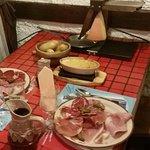raclette royale plus le Berthoud