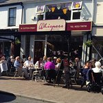 Whispers Cafe Bistro, 81 Clifton Street, Lytham