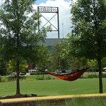 Birmingham's Railroad Park Foto
