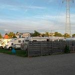 Reisemobil Stellplatz照片