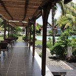 Balcony - Adhara Resort and Spa Photo