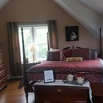 Foto de Above the Bay at Thornton Adams Bed and Breakfast