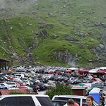 Parking at the lake: a MASSIVE problem. Don't go there!!