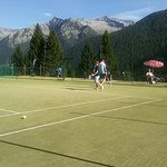 Campi da tennis meravigliosi