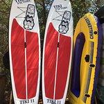 Prêt de paddles