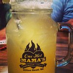 One of the best margaritas ever!