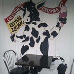 Outside Cow ;)