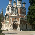 Cathedrale Orthodoxe Russe St-Nicolas a Nice
