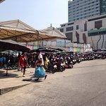Male Fish Market Foto