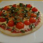 Arepizza... deliciosa fusión!