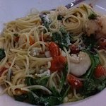 Shrimp and scallops fra diavolo