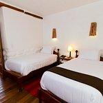 Twin Room at El Balcon
