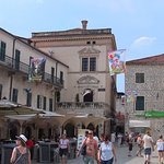 Piazza of the arms Foto