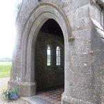 Porch into the church