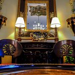 East Bay Inn's Parlor