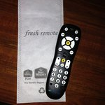 Even the remote GETS STERILIZED?! Okay!