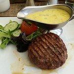 Steak haché Béarnaise maison
