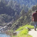 Hiking the Buttermilk Bend Trail-