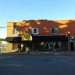 Ko's Restaurant on King St. in Bridgwater, Nova Scotia