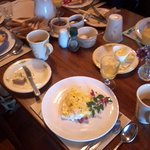 La colazione !!!