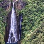 Manawaiopuna Falls (Jurassic Park Falls) Foto