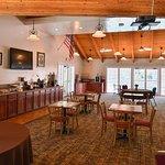 The BW Capistrano Inn Breakfast Room