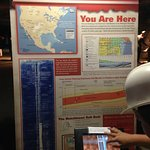 Educational exhibits combine with opportunities to roam (and ride) around an actual salt mine