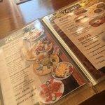 menu!