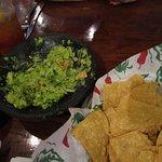 Tableside guacamole