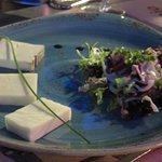assiette de fromages italiens