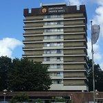 Amsterdam Tropen Hotel Foto