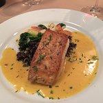 Super Salmon dish
