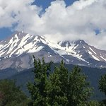 Mt. Shasta---always a sight to behold.