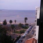 Hermosa vista de Montevideo.