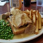 Went to Teddys today for.lunch and Oh my goodness it was delish ! Hot turkey sandwich was amazin