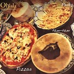 Pizzas, pasta, Tam-Tam another Ohlala int'l exclusivity !