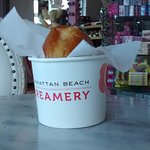 Manhattan Beach Creamery Foto