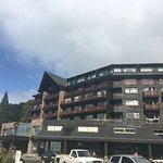 Hotel desde el frente