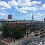 Baltimore Marriott Inner Harbor at Camden Yards Foto