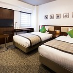 HOTEL MYSTAYS Shin Osaka Conference Center Foto
