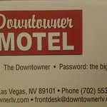 Foto di Downtowner Motel